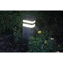 Lampa ogrodowa Podkład Kolejowy