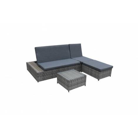 Łóżko ogrodowe DIABOLICO
